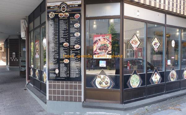 Pizzeria Leppävaara
